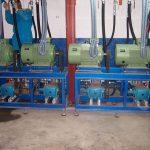 Grupo de motores planta de Lorquí
